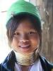 Palaung-Mädchen, problematische Tradition!