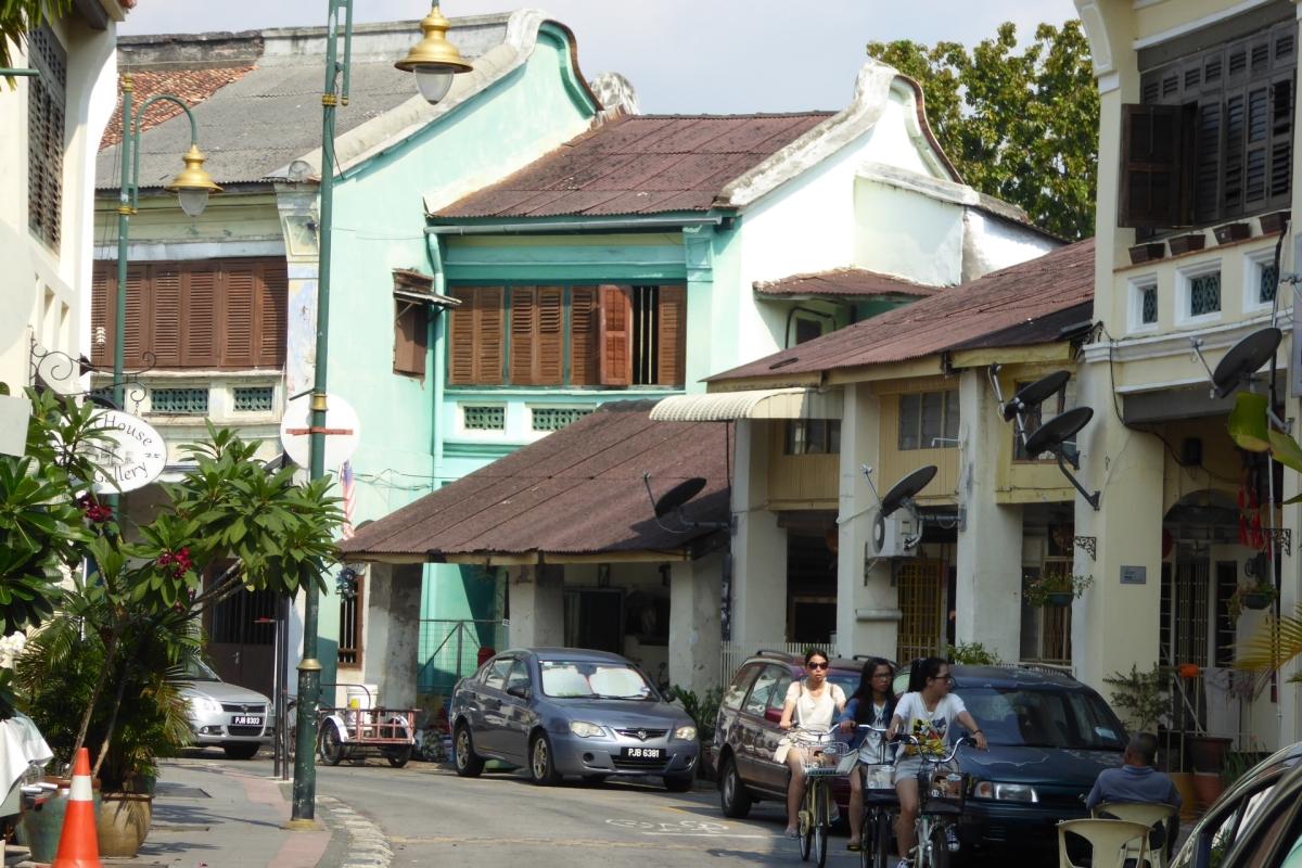 unterwegs zu Sun Yat Sen