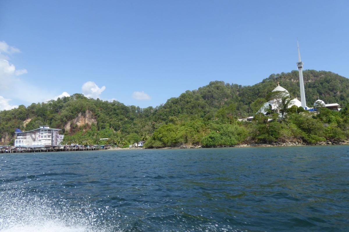 Unterwegs zur Turtle Island